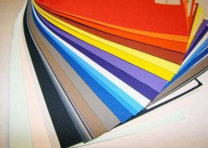 Палитра цветовых решений