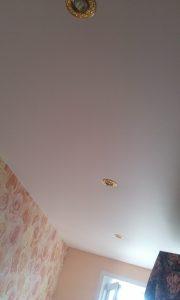 Матовые(классические) потолки
